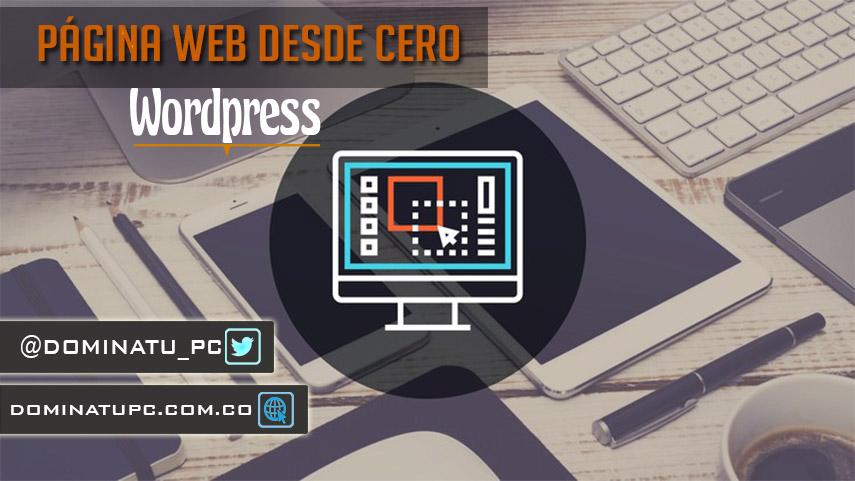 Curso pagina web