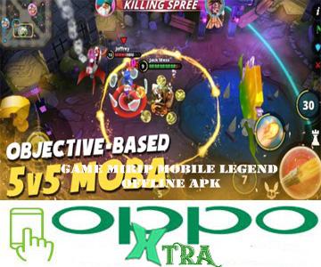 Game Mirip Mobile Legend Offline APK