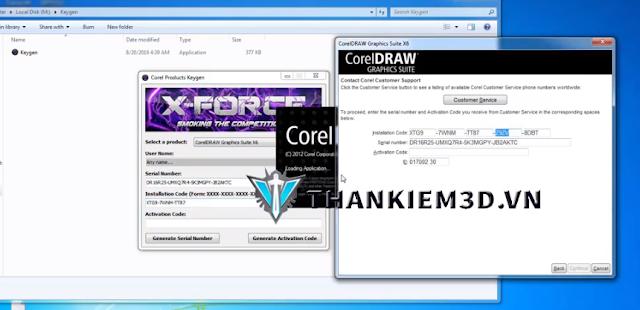 tai CorelDraw X6