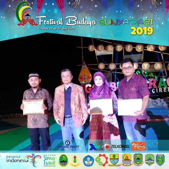 Sambutan Laporan Ketua Panitia Festival Budaya Sunyaragi 2019