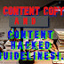 SEO Content Copying and Content Hacked Guidelines!,