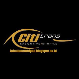 Alamat Citi Trans Travel