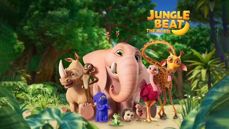 Jungle Beat: The Movie (2020) WEBDL Subtitle Indonesia