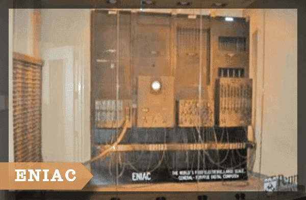 First Generation of Computer - ENIAC