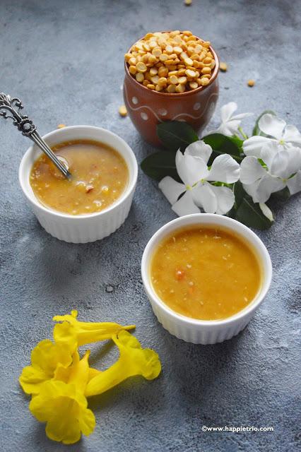 Channa Dal Payasam Recipe