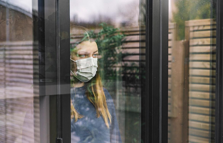 El coronavirus está desencadenando ansiedad y depresión. Esto es lo que puedes hacer