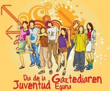 Imagen por el Día de la Juventud a colores