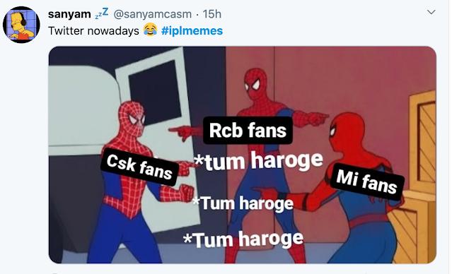 IPL memes