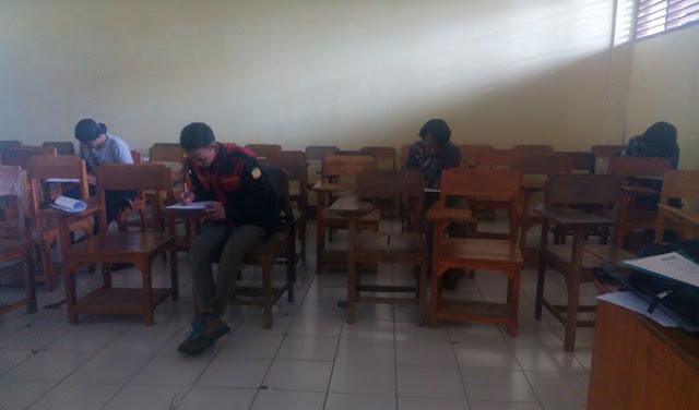 Hadapai ISMC Ke IX di Bandung, HMTP FT UPRI Seleksi Peserta