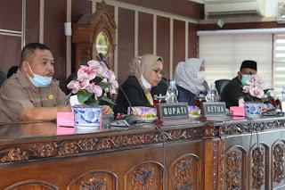 DPRD Kabupaten Labuhanbatu Menyetujui 20 Program Rancangan Peraturan Daerah