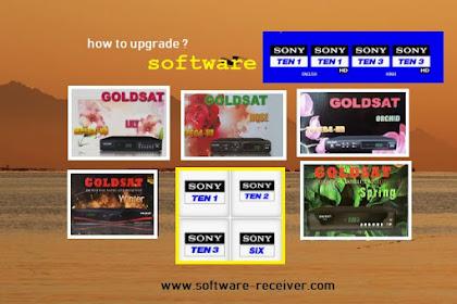 Cara upgrade software goldsat series 🤘 ke software hellobox