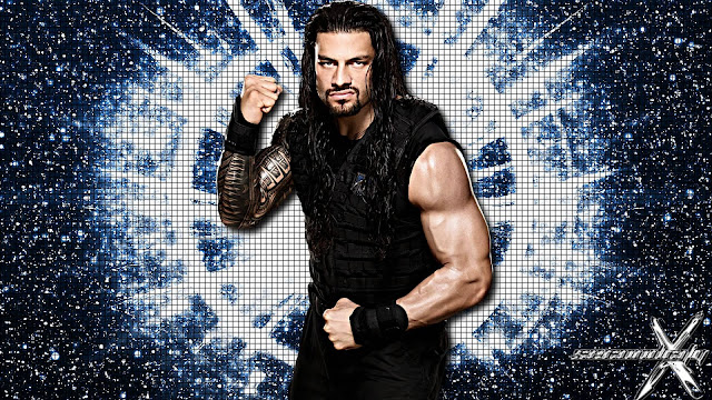 roman reigns hd 3d images