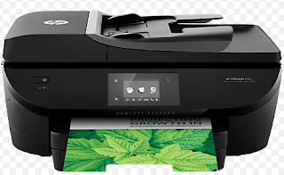 HP Officejet 5745 Printer Driver Download