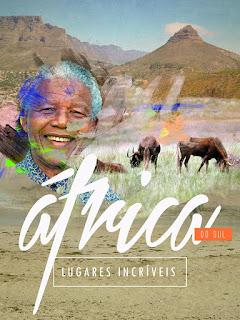 """Compre o guia """"África do Sul: Lugares Incríveis"""""""