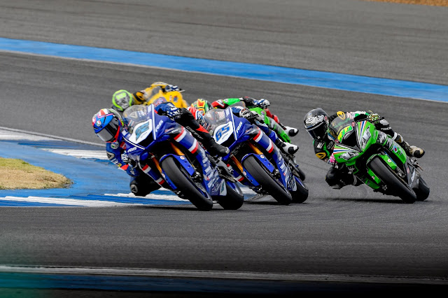 Supersport 600cc Race1 Album