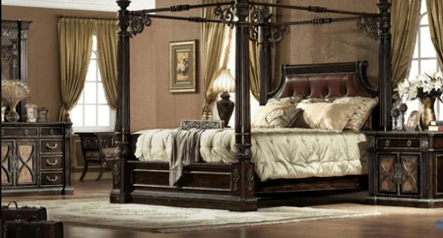 elegant bedroom decor ideas
