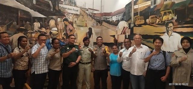 Polrestro Tangerang Undang BEM dan Mahasiswa Papua Tanggulangi Hoax