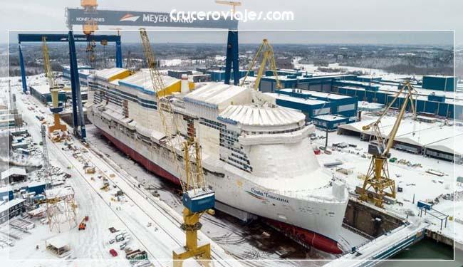 Nuevo barco Costa Cruceros