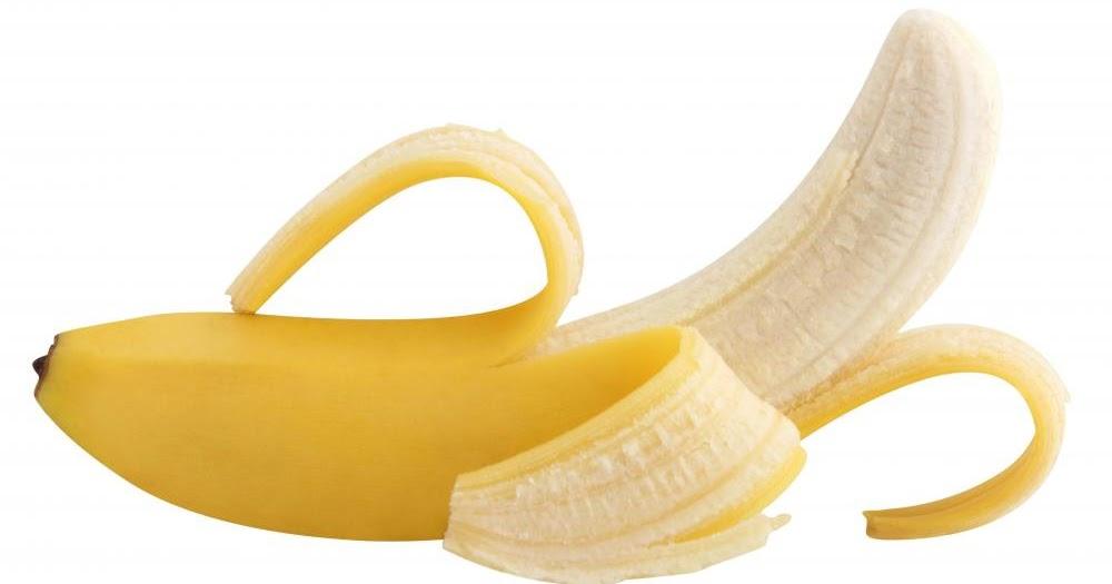 قائمة الطعام للحمية الغذائية المحددة للسوائل peeled banana