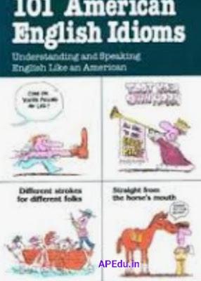 101 Amerikcan English Idioms