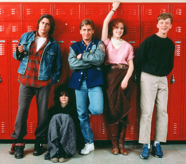 Breakfast Club wallpaper