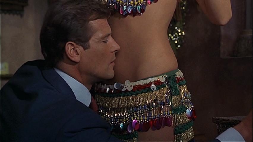 Image result for belly dance in James Bond
