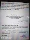 அரசு ஊழியர்கள் இனி 33 ஆண்டு பணிக்காலம் அல்லது 60 வயது - ஓய்வூதியத்திற்கான மசோதாவை நிதி அமைச்சகம் நிறைவேற்றியது