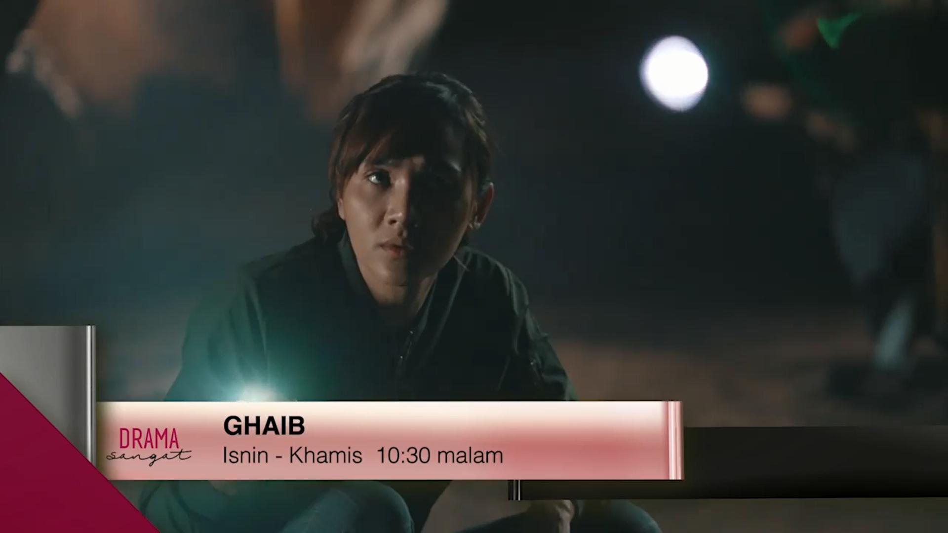 PARA PELAKON DRAMA GHAIB4