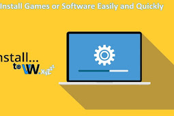 Guide to Install Software and Games on a Computer or Laptop