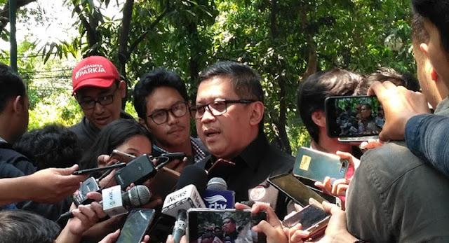 Soal Projo, PDIP: Pak Jokowi Sudah Terpilih, ya Sekiranya Relawan Membubarkan Diri