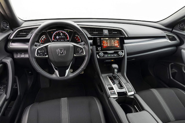 Novo Civic Sport Coupé Automático 2019
