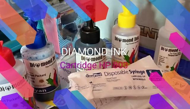 Tinta Isi ulang DIAMOND - YTBALHIDAMART