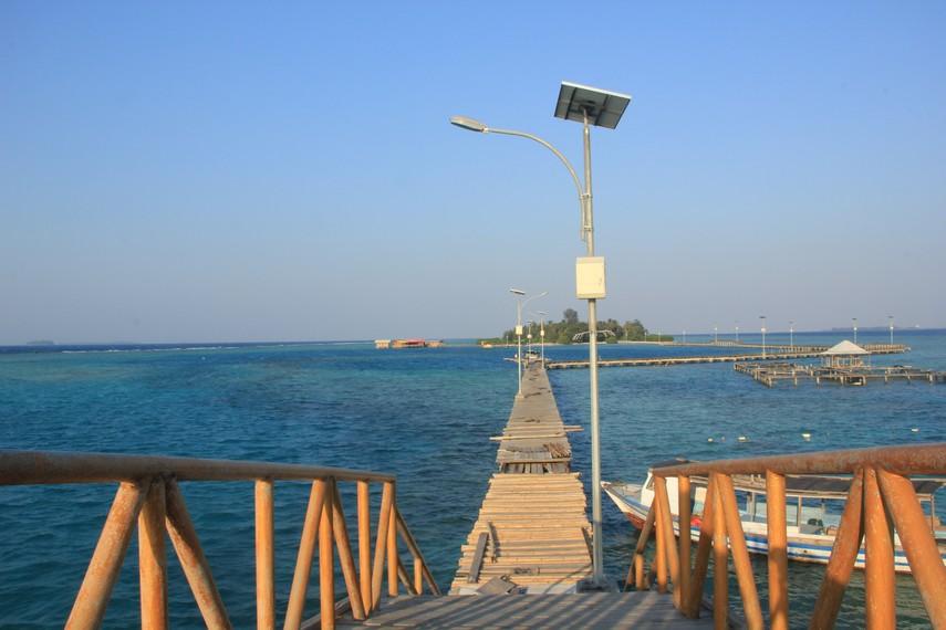 Wisata Pulau Tidung di Kepulauan Seribu Jakarta