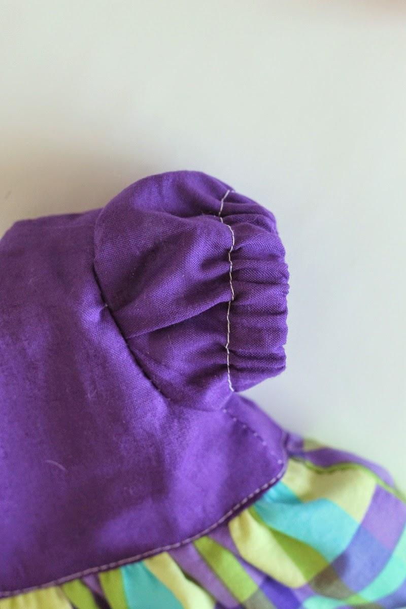 How to Make a Gathered Sleeve by GYCT