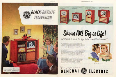 Black-Daylite Television