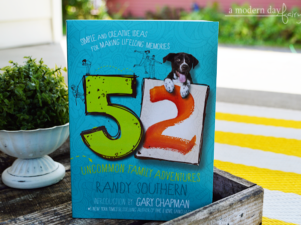 52 Uncommon Family Adventures {A Devotional Review + Giveaway} #52UncommonAdventures