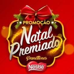 Cadastrar Promoção Panetones Nestlé Natal 2018 Premiado - 500 Reais Na Hora