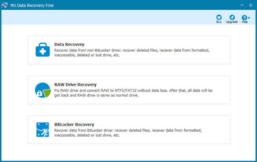 M3 Data Recovery Professional 5.2 with Crack Free Download
