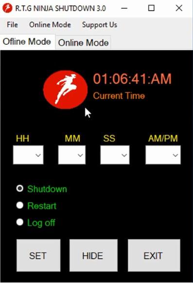 اطفاء الكمبيوتر في وقت محدد دون برامج اغلاق تشغيل الحاسوب بعد مدة معينة قفل الكمبيوتر بعد وقت معين ويندوز 10