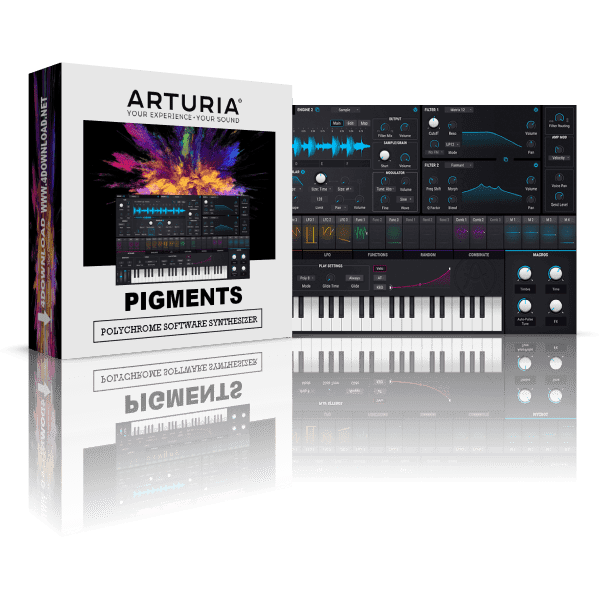 Arturia Pigments v2.0.0 Full version