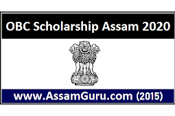 OBC Scholarship Assam 2020 | Submit Online Application
