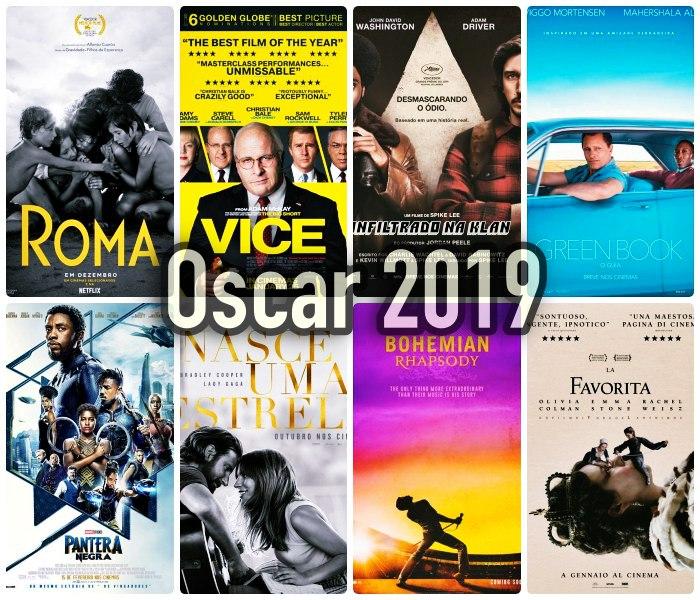Oscar 2019: Confira a Lista Completa dos Indicados: