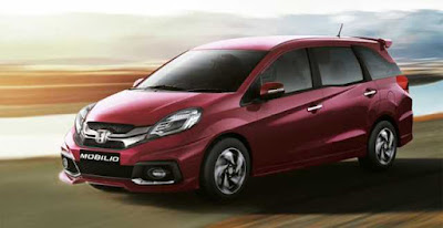 2017 Honda Mobilio Facelift side look picture