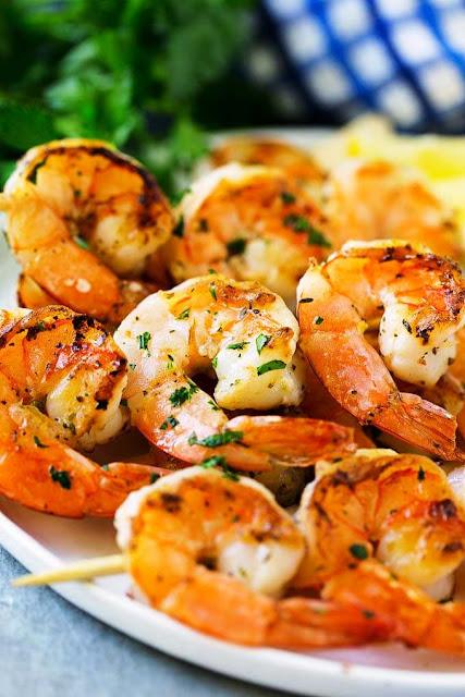 Grilled Shrimp in Oven - 5