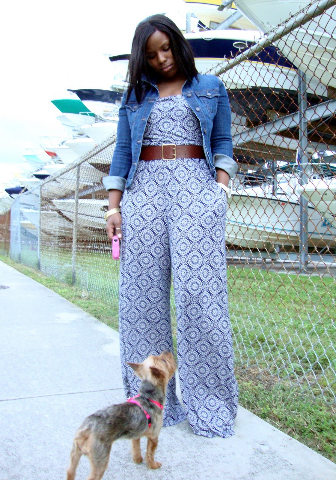 Weekend Wear Jumpsuit Curves And Confidence