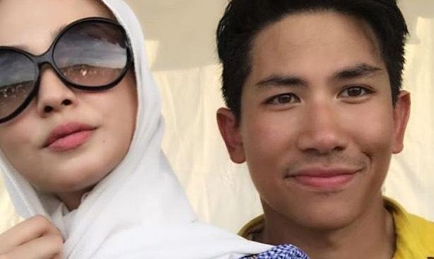 Ramai Jealous Lihat Fatiya Latiff Selfie Dengan Putera Abdul Mateen