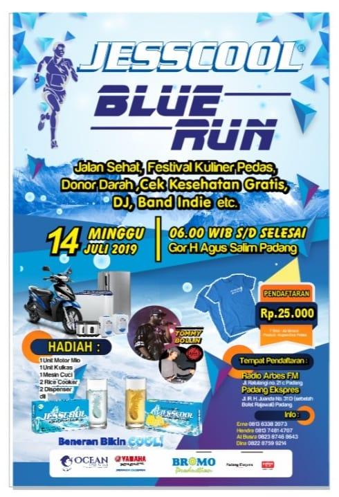 Jesscool Blue Run - Padang • 2019