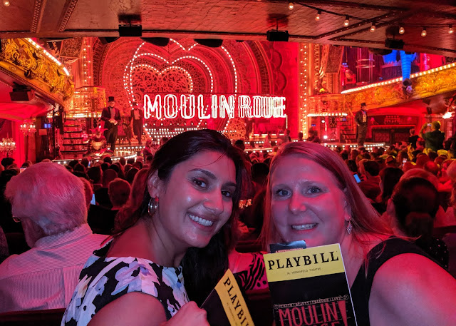 Moulin Rouge Broadway
