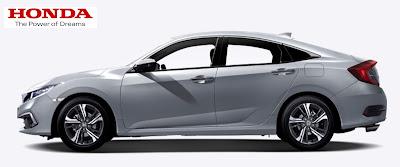 Harga Honda Civic Turbo Terbaru di Medan