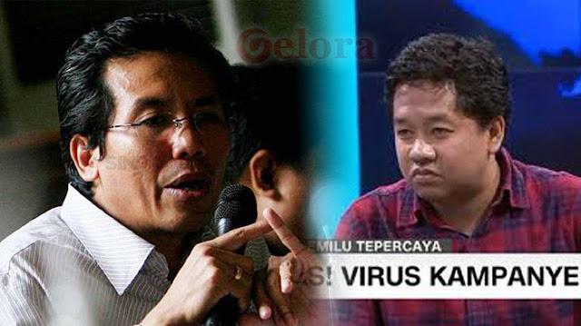 Veronica Koman Jadi Tersangka, Sesama Pendukung Jokowi 'Ribut'